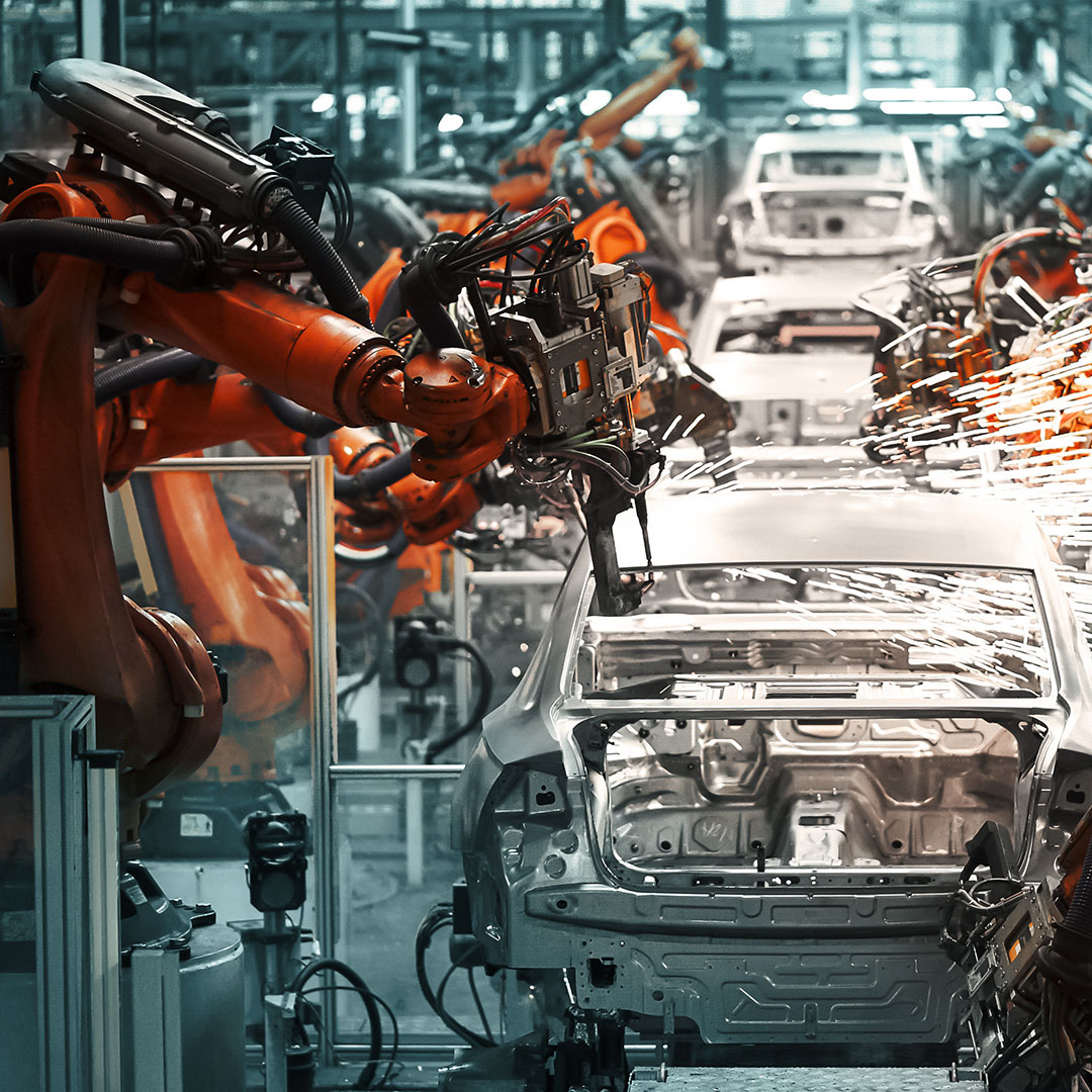Lösungen für die Automobilbranche