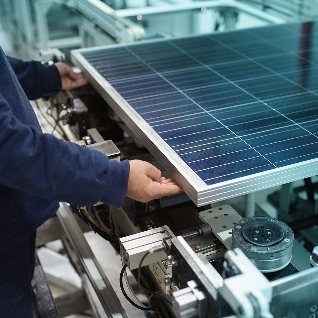 Lösungen für Energie und Umwelt